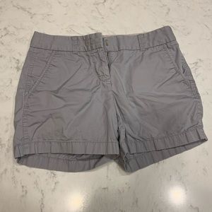 Jcrew broken-in chino shorts